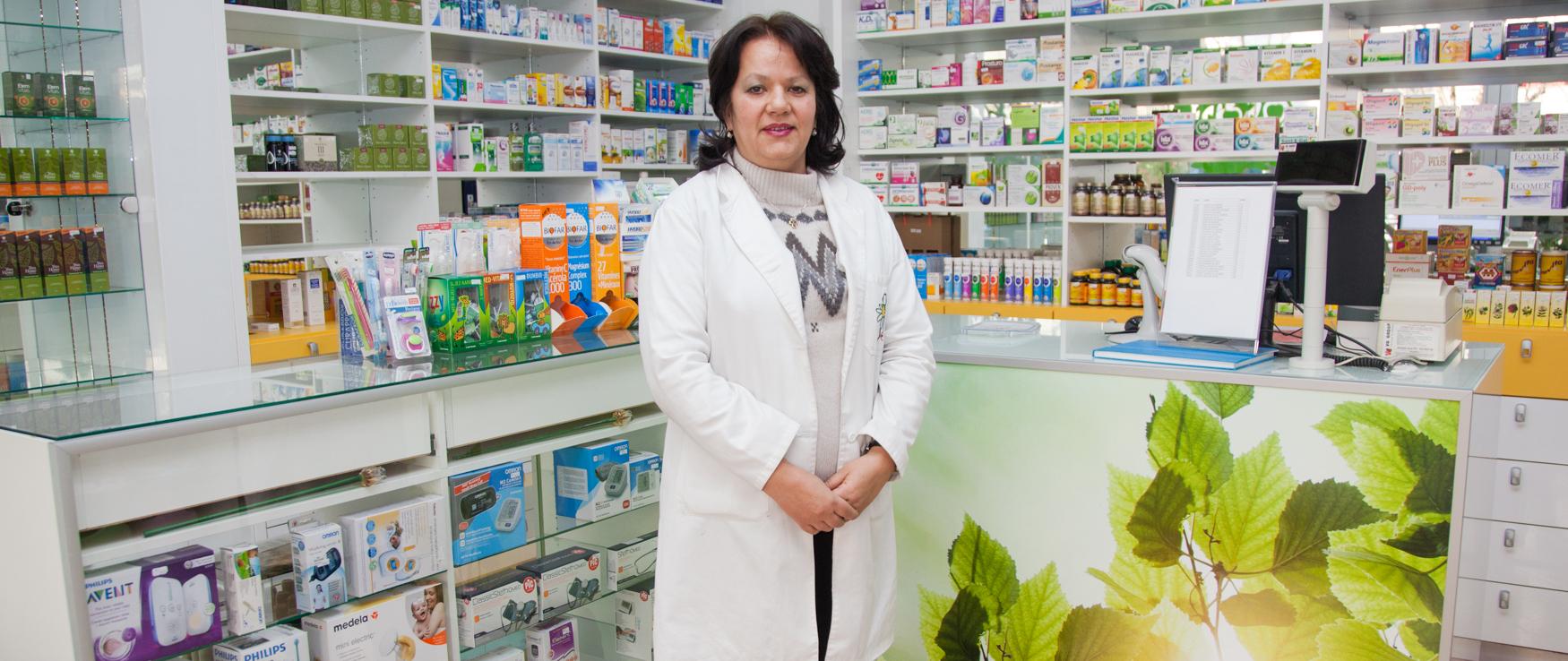 Jadranka Vukovic dipl. farmaceut