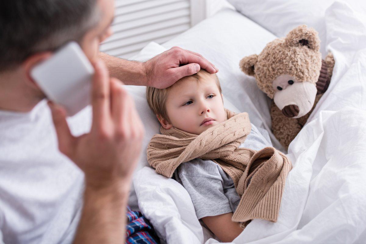 Jak imunitet vam čuva djcu